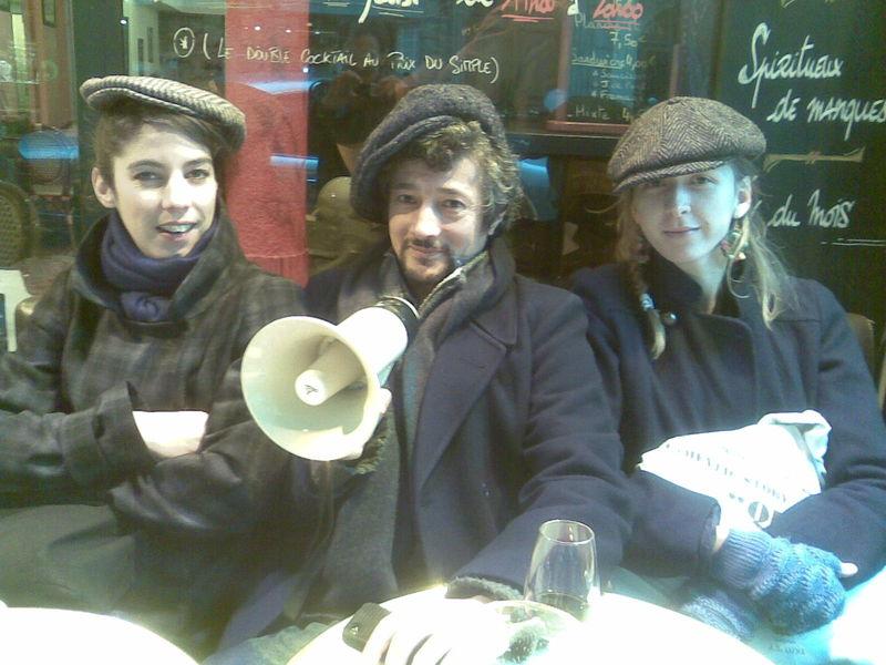 Charme &séduction au rendez-vous : Charlotte, Constance & Sacha