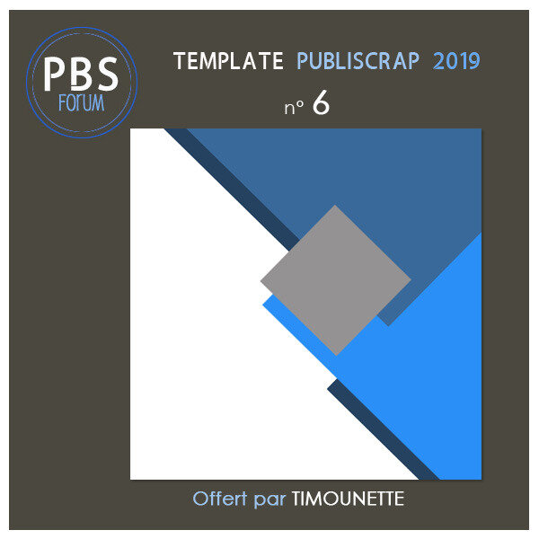 Template PBS 2019-6 - Freebie
