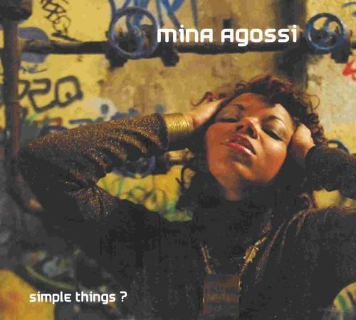 Mina Agossi - 2008 - Simple Things (Candid)