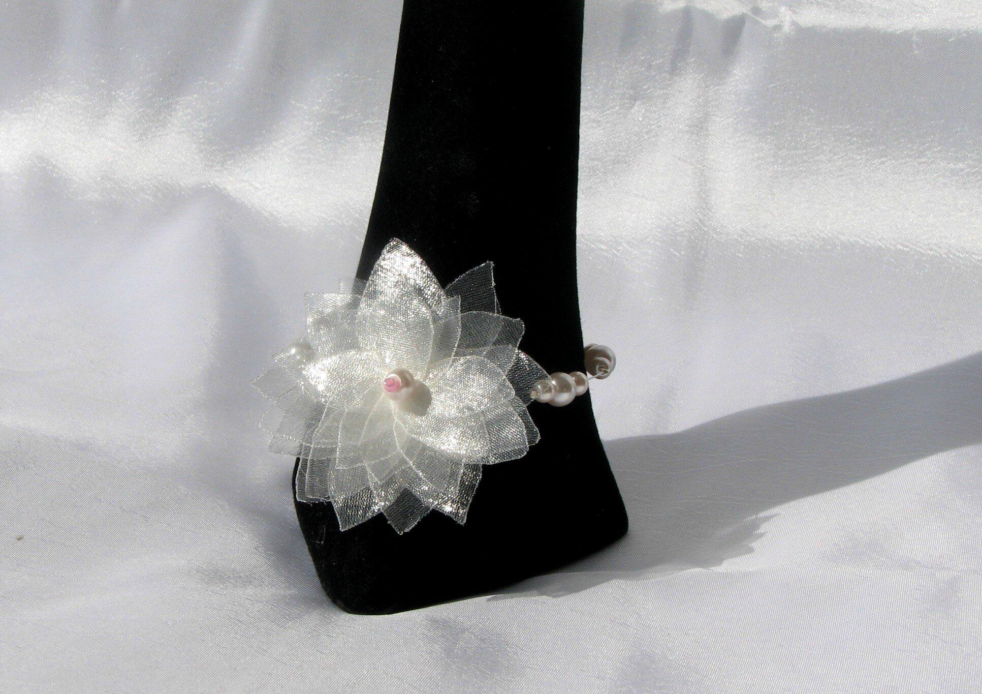 Bracelet mariée JULIE