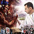 #INTERVIEW - Le président <b>Bachar</b> <b>Al</b>-<b>Assad</b> au magazine Paris Match