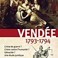 Génocide vendéen : une conférence de jacques villemain à la chabotterie