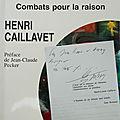 Henri caillavet, à coeur ouvert...