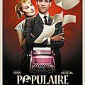 Populaire, de Régis Roinsard (2012)