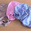 Bloomers tout <b>simples</b>