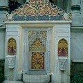 une fontaine à topkapi