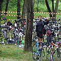 Triathlon S - Les Collines 2014