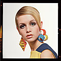 1967, New York, <b>Twiggy</b> par Bert Stern
