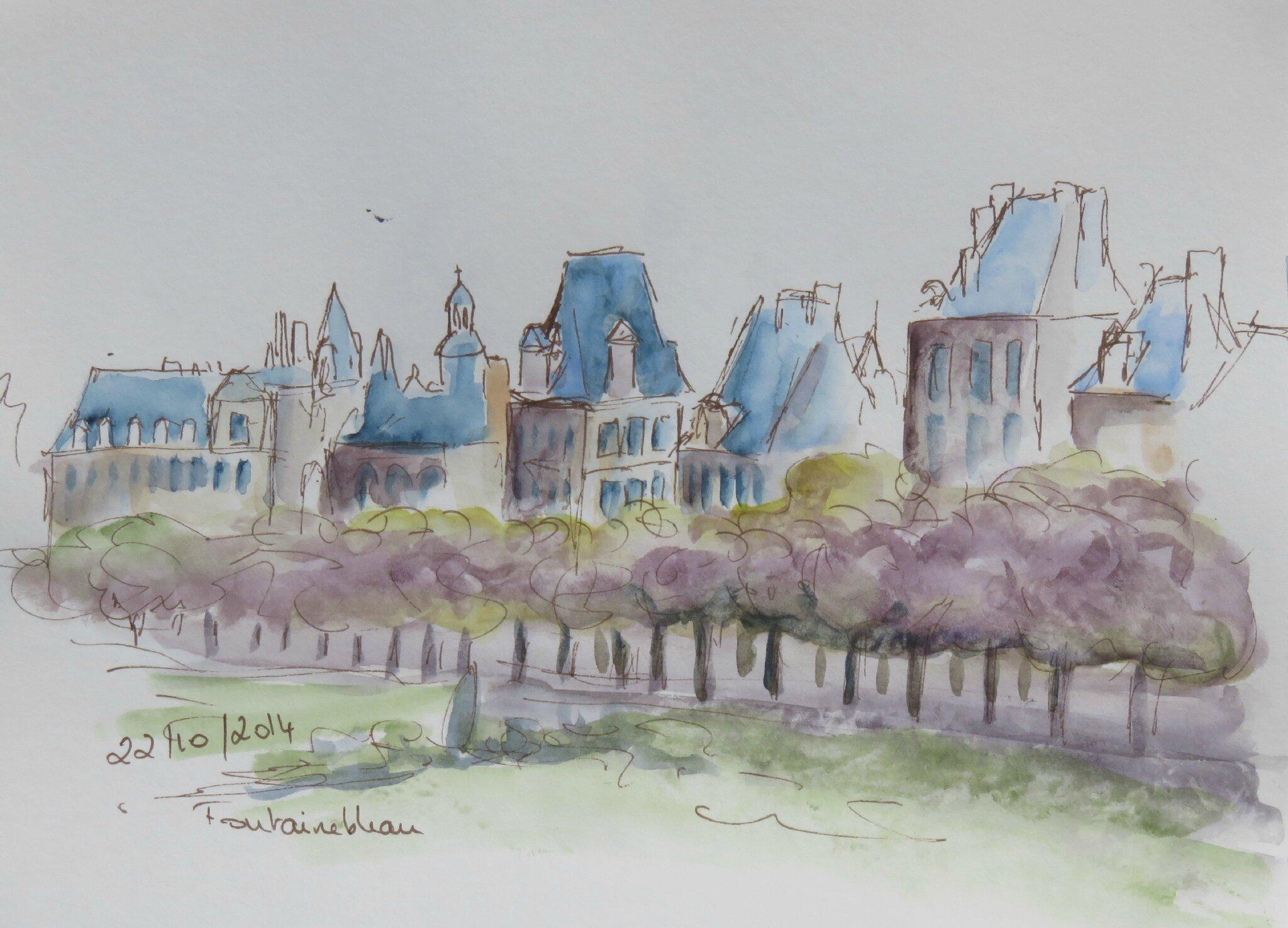 77-Fontainebleau