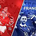 Comprendre l'opinion de personnalités francophones sur le résultat du match france-suisse - compréhension orale /expression oral