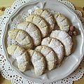 Croissants de Lune de Chemin de Gourmandise