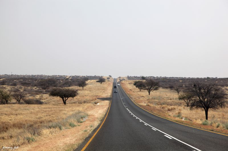 1ere route namibie