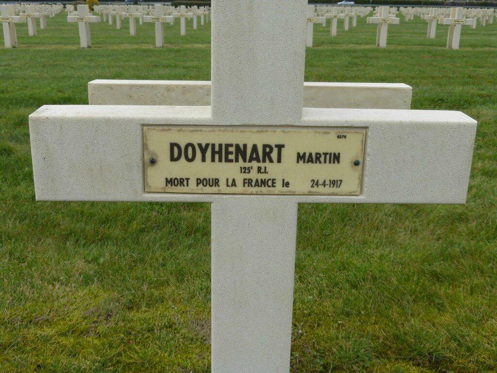 DOYHENART Martin N2 CORMICY (Copier)