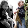 Mode rock pour enfant