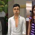 Les Sims de Mimi, Aurélien et Missing