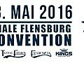 lensburg <b>Tattoo</b> <b>Convention</b> 6 au 8 mai <b>2016</b>