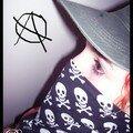 Mort aux Vaches Mort aux Lois Vive l'Anarchie