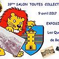 Salon 2017, préparation de l'exposition
