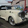 ALVIS TA 14 drophead coupé carrossé par Carbodies 1948 Hambach (1)