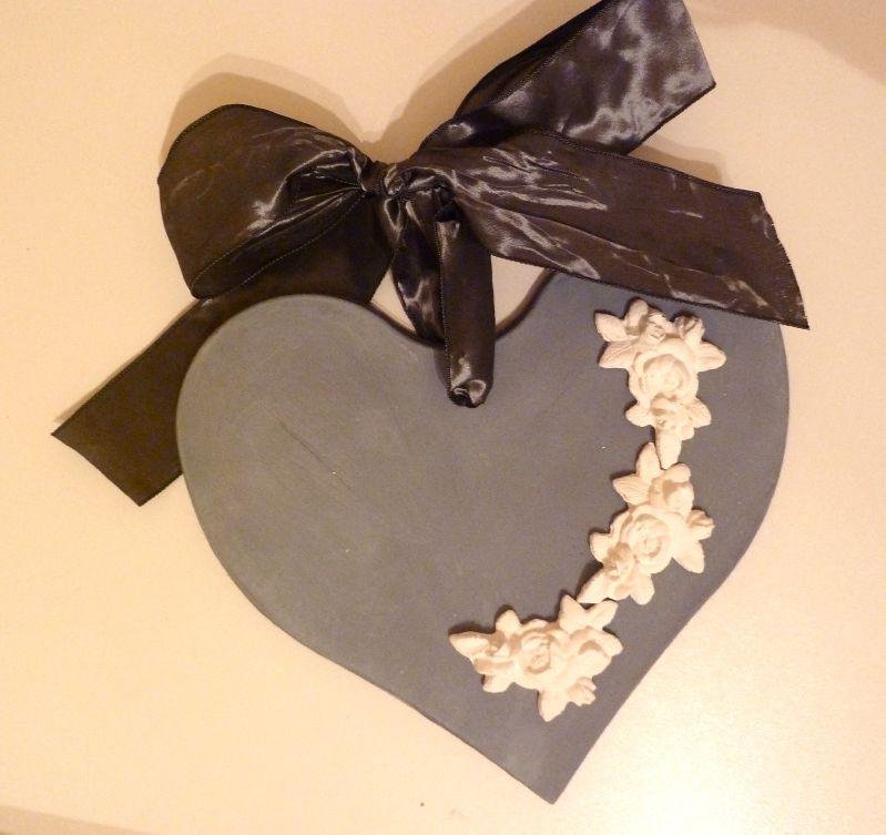 Coeur aux fleurs n°2