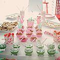 Les 4 ans de bichette!! #3 la sweet table