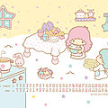 March-april wallpaper 2012