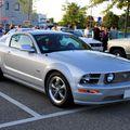 Ford mustang GT coupé (Rencard du Burger King juin 2010)