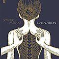 Carnation - xavier mussat (bd)