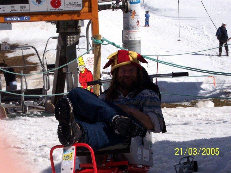 ski week end 5 et 6 mars 01