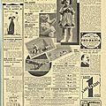 Pierrette - le petit echo de la mode (1er novembre 1936)