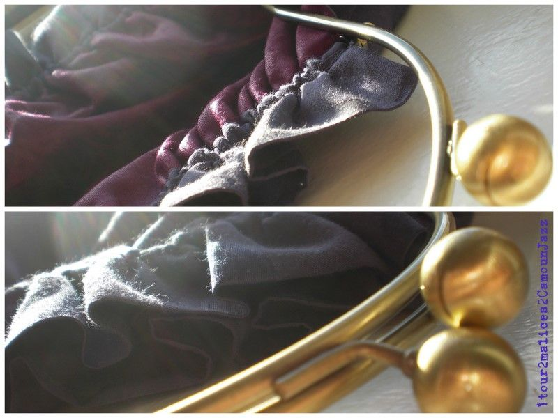 La pochette assortie aux chaussures ! - Juin 2010
