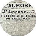 J'accuse ...!