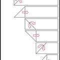 Une nouvelle farce pour un triangle de pâte filo ...