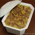 Terrine de queue de boeuf au foie gras