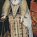 Girls of the elizabethan age