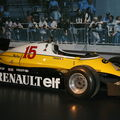 RENAULT ELF Monoplace course Type RE40 (1983)