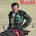 Le numéro 1981-82 de toros est paru le 1er août