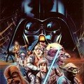Mes Univers : Les films de la saga STAR WARS