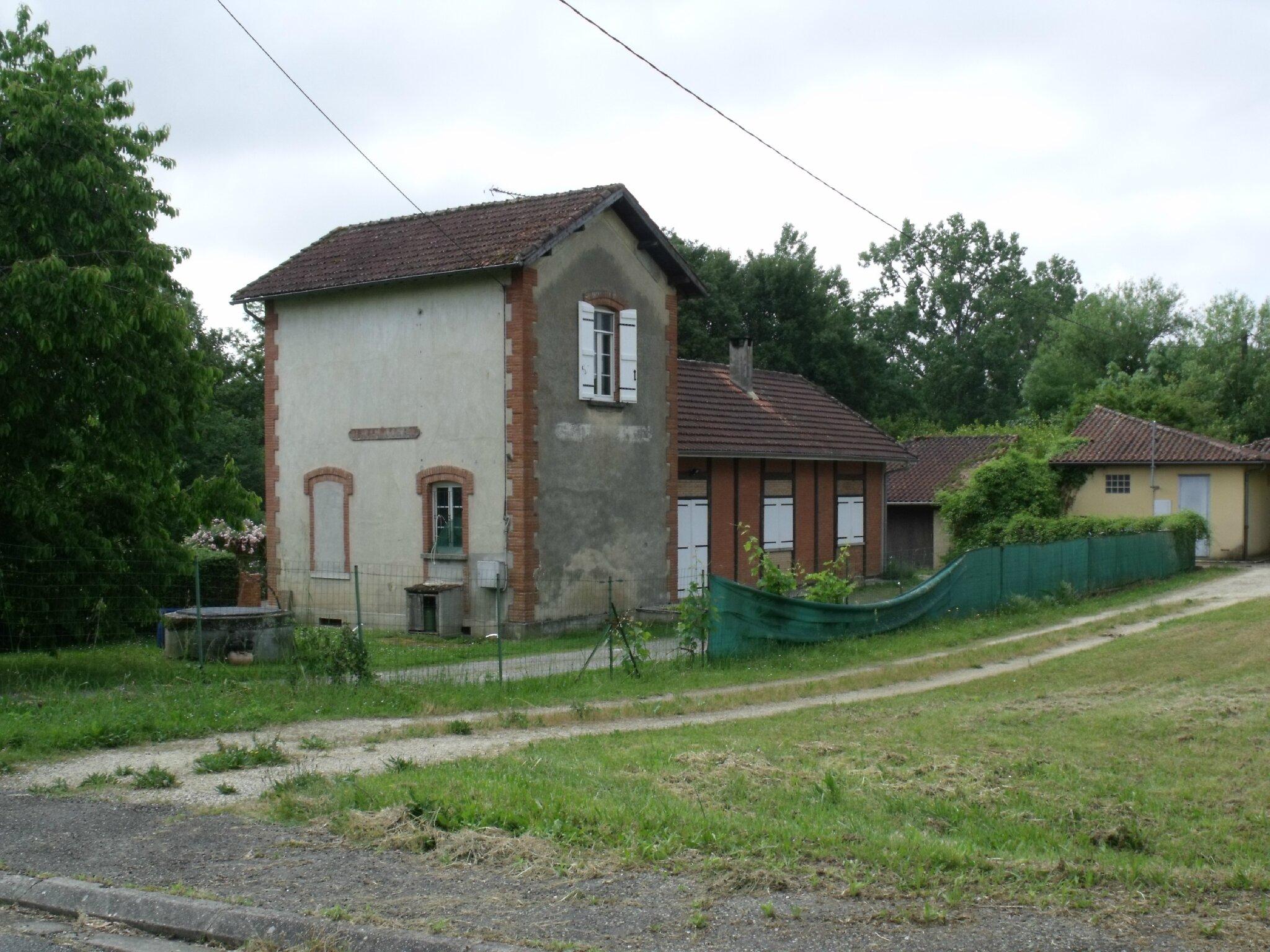 Saint-Jean-le-Comtal (Gers - 32)