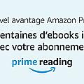 Une centaine de livres numériques à lire gratuitement sur Amazon
