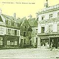 Le 8 septembre 1790 à Mamers : un nouvel <b>hôtel</b>-de-ville.