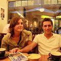 café en ville