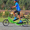 ELLIPTIGO FRANCE - Le 1er vélo elliptique d'extérieur / 06 12 55 98 57