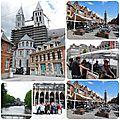 Flash back sur la fête des <b>Fontenoy</b> en Belgique ....samedi 25 et dimanche 26 Juin.