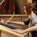 La troubadour de Windenburg - Prologue