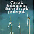 Pêcheurs Bretons ET Normands en lutte contre la corruption éolienne tandis que les associations écologistes se divisent...