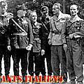 1943 - adolf hitler protège mussolini des fascistes