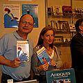 2011 : Salon du livre de Paris, parution de