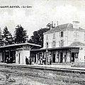 Les cousins (1) - Arrestation de voyageurs sans billet à L'Isle Jourdain.