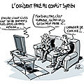L'occident face au conflit syrien